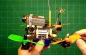 Sub 250g FPV Quadcopter con más de 11 minutos de tiempo de vuelo