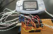 Discurso controlado por Game Boy Advance