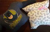 Almohada de camiseta