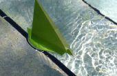Origami velero (mejorado)
