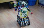 Wall-e basura Bot