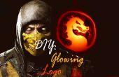 Mortal Kombat linterna