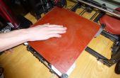 Mejora 3D impresiones con laca