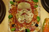 Pizza de retrato