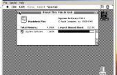Mac OS 7, en Windows