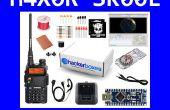HackerBoxes 0003: Radioaficionados, Arduino Nano, satélites, Packet, APRS
