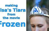 Lo Tiara de Elsa de la película Frozen