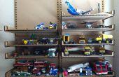 Actualizado - ligero estantes para Legos - corte con el grabador del Laser