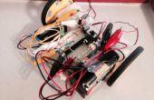 Robot controlado por Sensor sin contacto