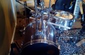 Vuelva a enrollar el Kit del tambor