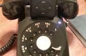 Rotary teléfono iPod Dock