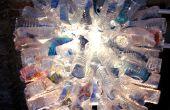 Botellas de plástico y botellas de plástico más!
