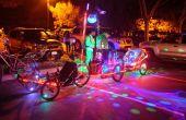 Bubbletrain con 16 monkeylights por Sheldon Hambrick