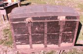 Del siglo XIX tronco