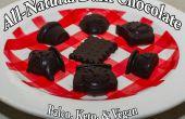 Todo Natural Paleo Keto Vegan Chocolate negro