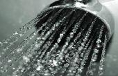 Cómo reemplazar una cabeza de ducha y brazo