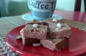 Mordeduras de maní africana, snack café tiempo. Súper fácil.
