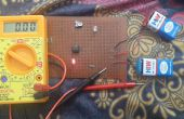 Circuito del Sensor de luz