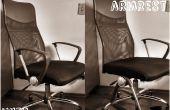 Cómo hackear su silla de oficina para tocar la guitarra