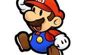 Hacer tu propio Super Mario juego