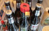 Cerradura de botella de cerveza