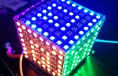 Cubo de LED Matrix