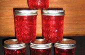Manzana canela Jelly-A gran alternativa a la salsa de arándanos para la vacaciones