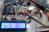 Registrador de datta coche protocolo usando OBD II (atmega 2560 + SD card + lcd 16 x 2)