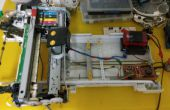 Cómo convertir la impresora de inyección de tinta para imprimir en el café