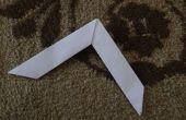 Boomerang de origami