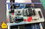Programador de Arduino ATtiny85 Shield PCB [ATtinyShield]