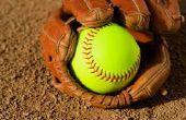 Cómo hacer pivotar un bate de Softbol
