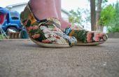 Personaliza tus zapatos! (Toms)