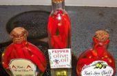 Infusión de aceite de oliva