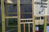Construcción de un gallinero para principiantes