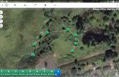 Torre de abejón tierra estación aplicación ': parte 2: planificación y volando misiones + pruebas de vuelo