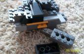 LEGO oro explotación minera! (Algo que hacer si estás aburrido...)