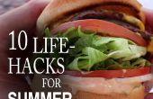 10 Hacks de la vida que necesita saber para un verano mejor!