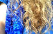 Cómo conseguir el pelo hermoso, Natural