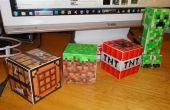 La última guía de Minecraft Papercrafts!