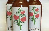 Lento la salsa de tomate cocina