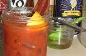 Vodka de panceta casera - (Bloody Mary)
