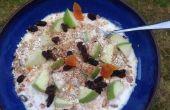 Desayuno saludable y fácil