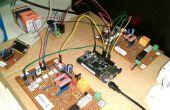 Inteligente sistema de monitoreo y gestión de energía en el hogar