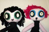 Pedir un ingeniero Powerpuff chicas estilo marionetas
