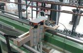 Tubo de Pitot con sensores de presión