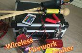Inalámbrico de encendedor de fuegos artificiales