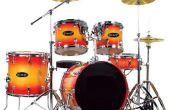 Cómo jugar un golpe de tambor Jazz básico