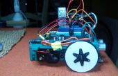 Arduino robot Android control remoto II