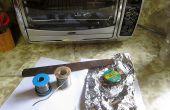 Cómo hacer pasta de soldadura DIY para estañar el PCB en el país